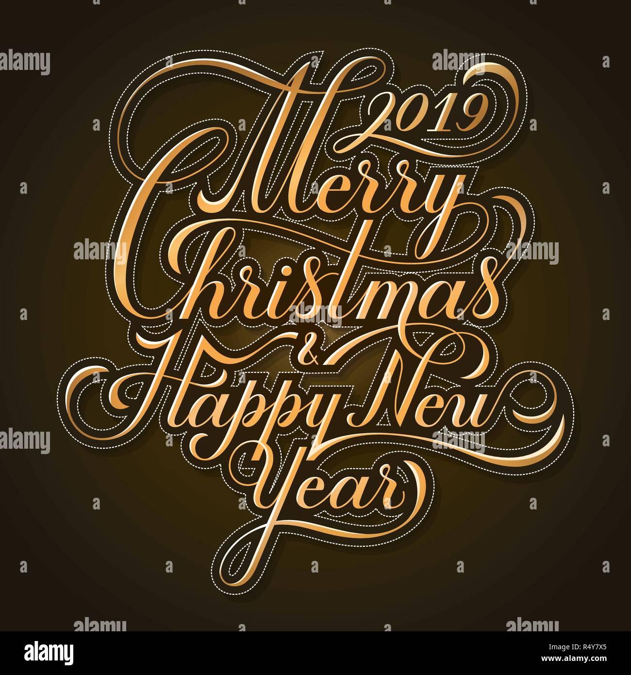 Happy New Year Text Stockfotos & Happy New Year Text Bilder - Alamy