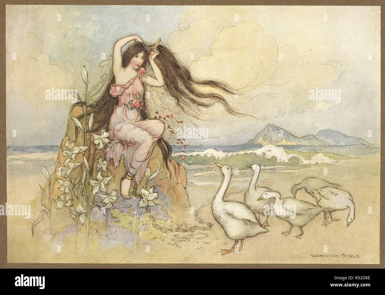 Marziella Der Am Ufer Des Meeres Ab Die Beiden Kuchen Geschichten