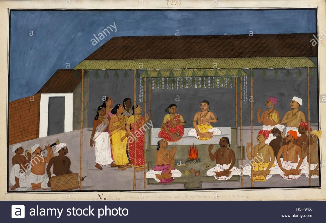 Indische Datierung für die Ehe