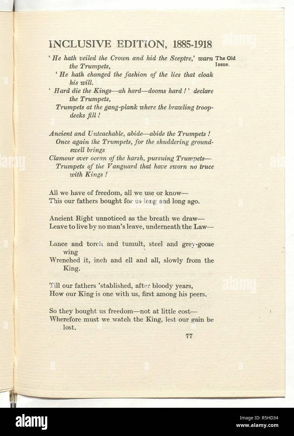 â Die Alte Ausgabe Oktober 9 1899 Ausbruch Der