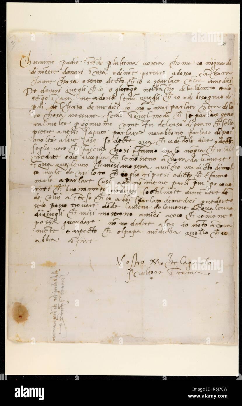 brief an den vater schreiben