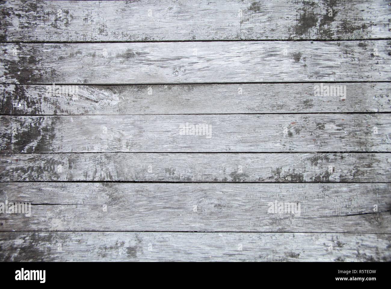 Holz Alte Weisse Und Graue Schabig Hintergrund Gemalt Naturliche
