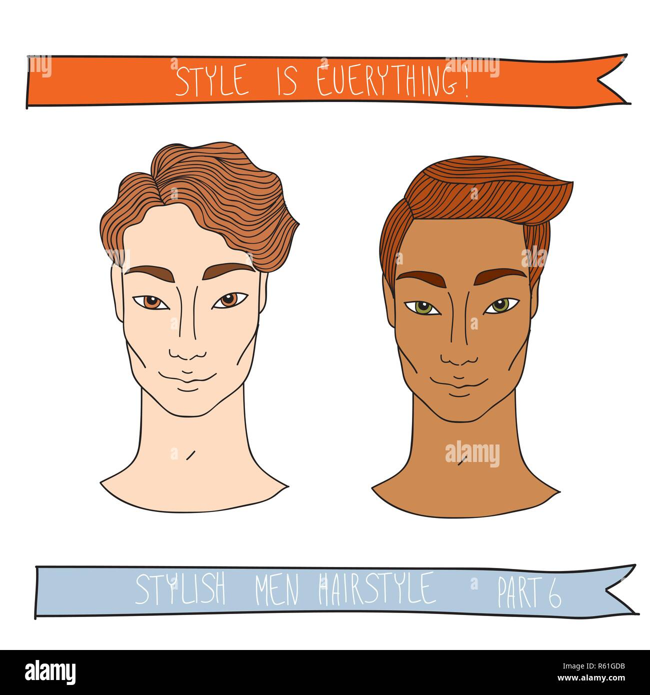 Frisur Comic Friseur
