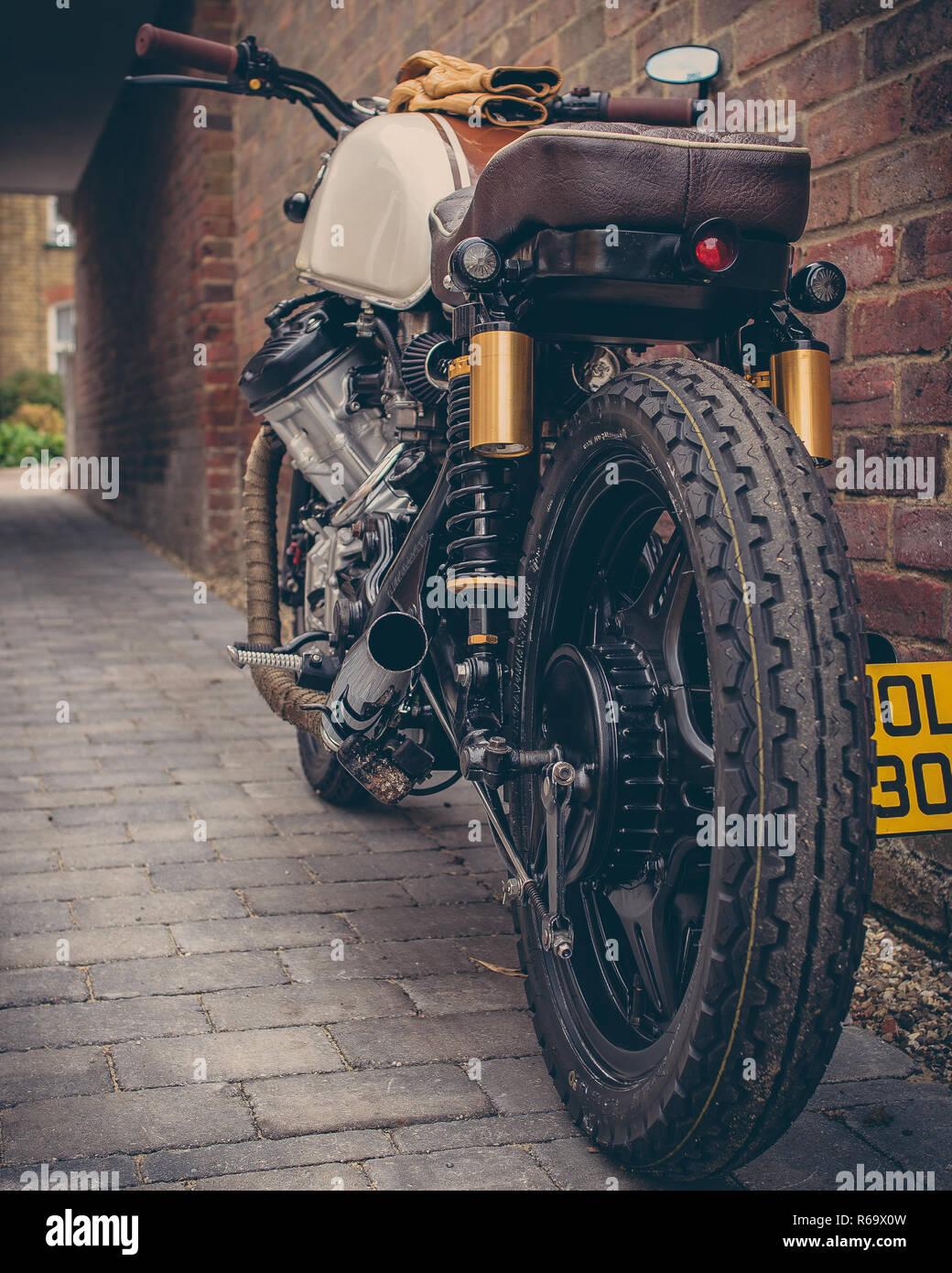 Cafe Racer Stockfotos Und Bilder Kaufen Alamy