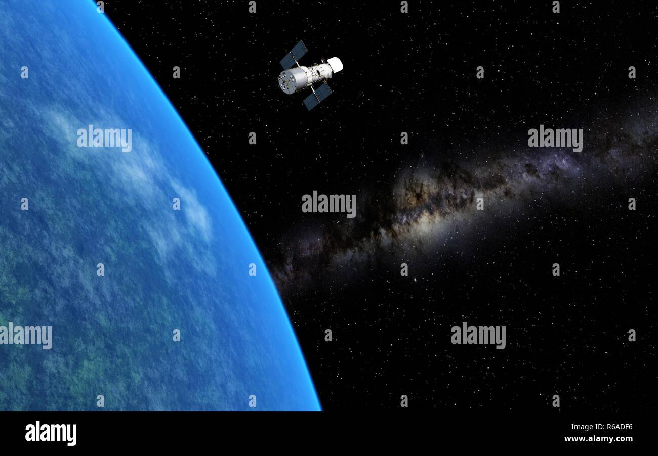Hubble teleskop stockfoto bild: 227652858 alamy