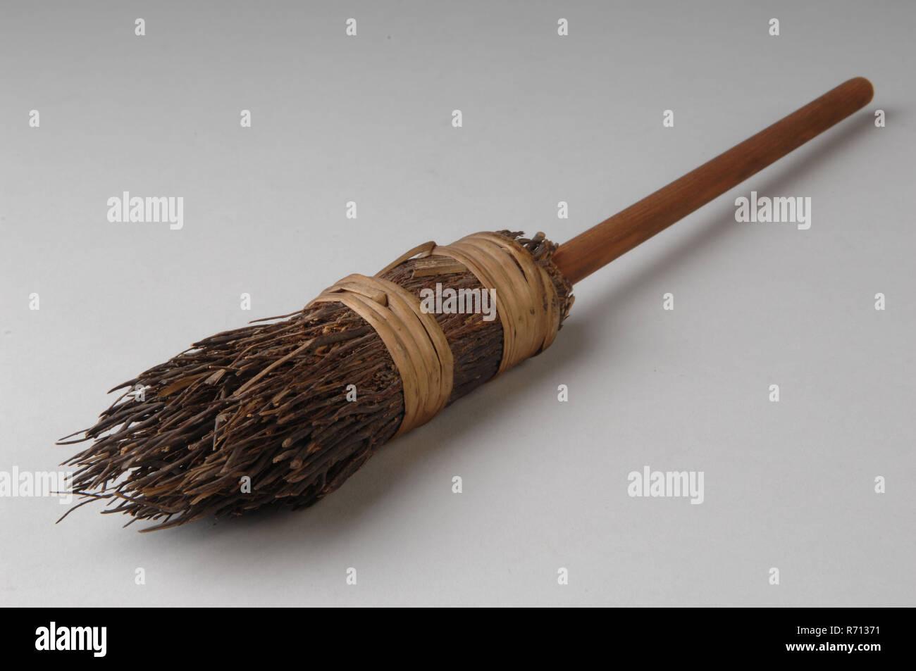Te Poel Holz Miniatur Hexen Besen Besen Miniatur Kuchengerate
