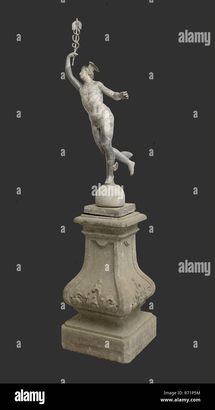Giovanni Da Bologna 30 Spitzwimpel Nach Loden Garten Statue