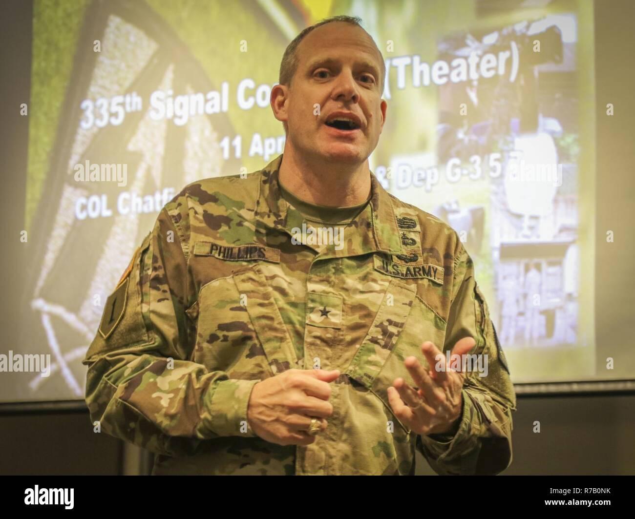 Datierung eines Ex-Armee-Rangers