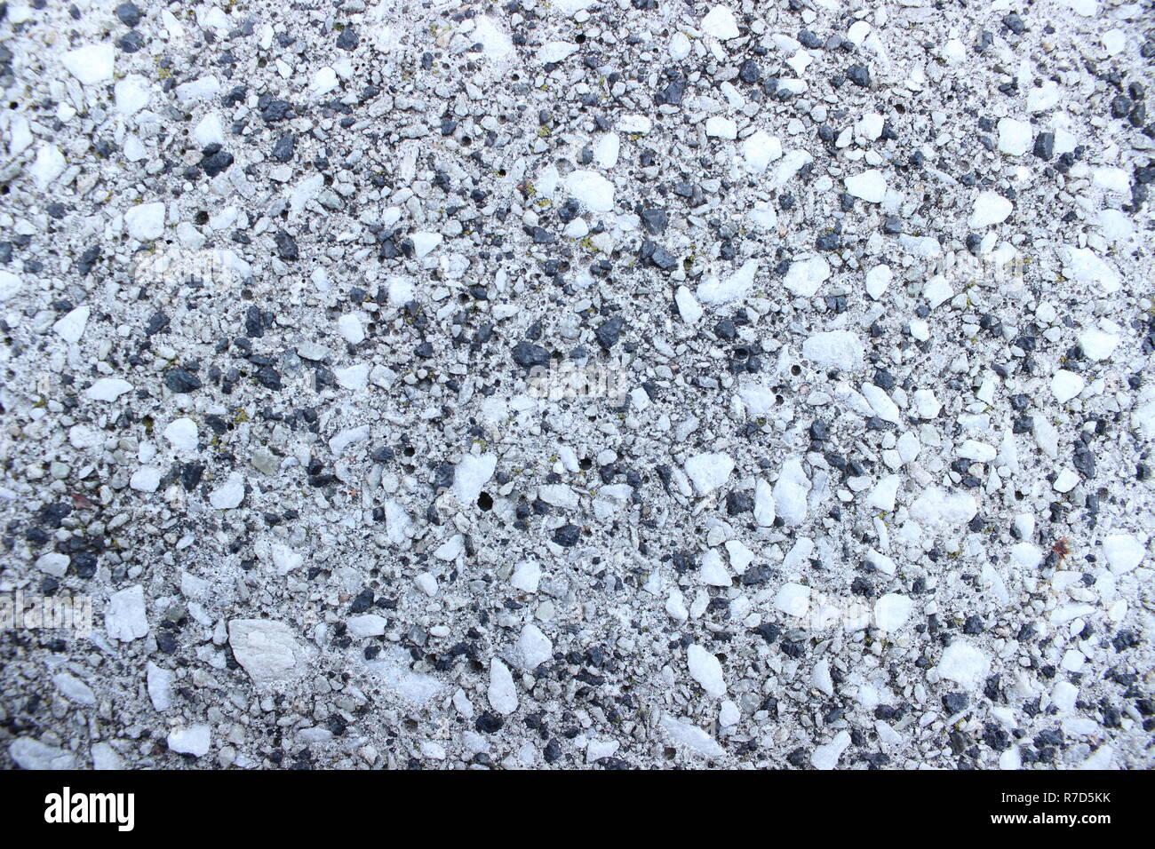 Rock Boden Textur Gute Darstellung Einer Burgersteig Oder Kies
