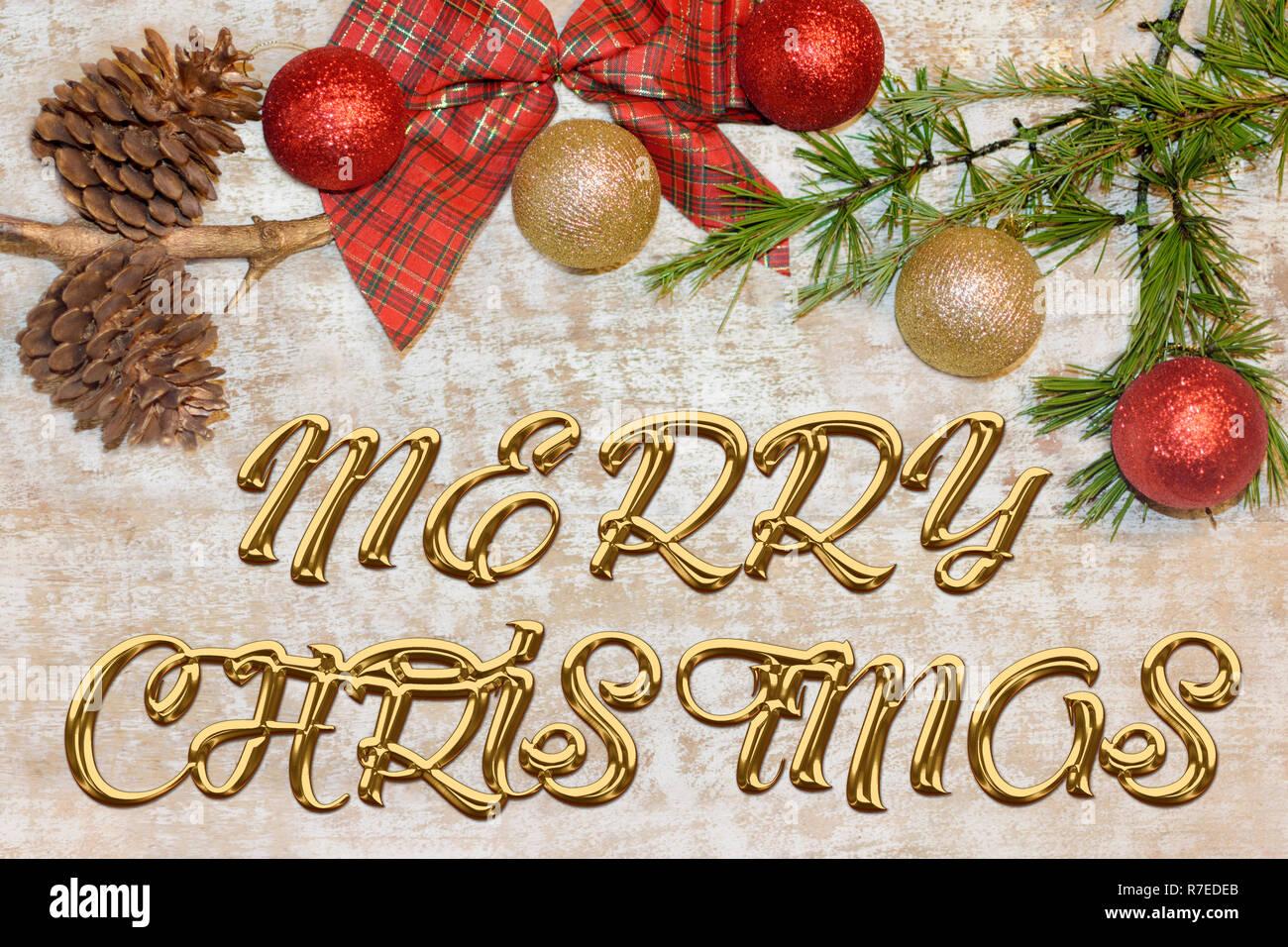 Frohe Weihnachten Rahmen.Weihnachten Zusammensetzung Rahmen Für Die Glückwunschkarte Frohe