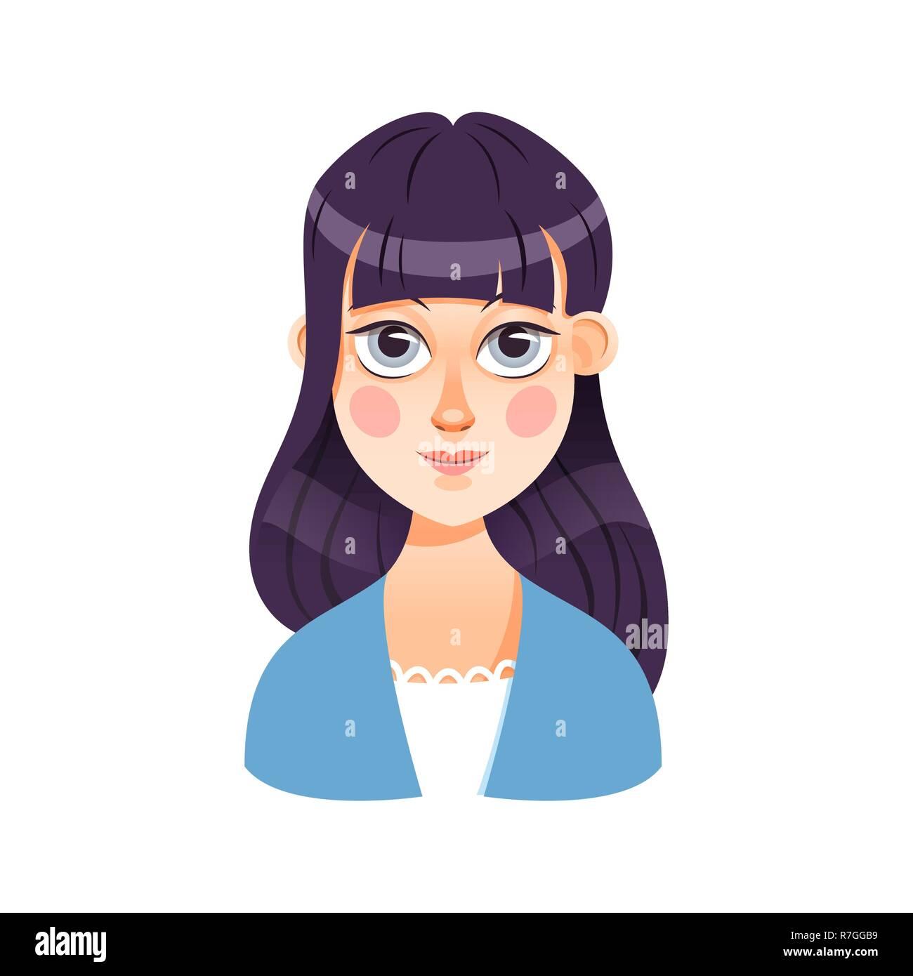 Lustige cartoon Charakter. Stockbild