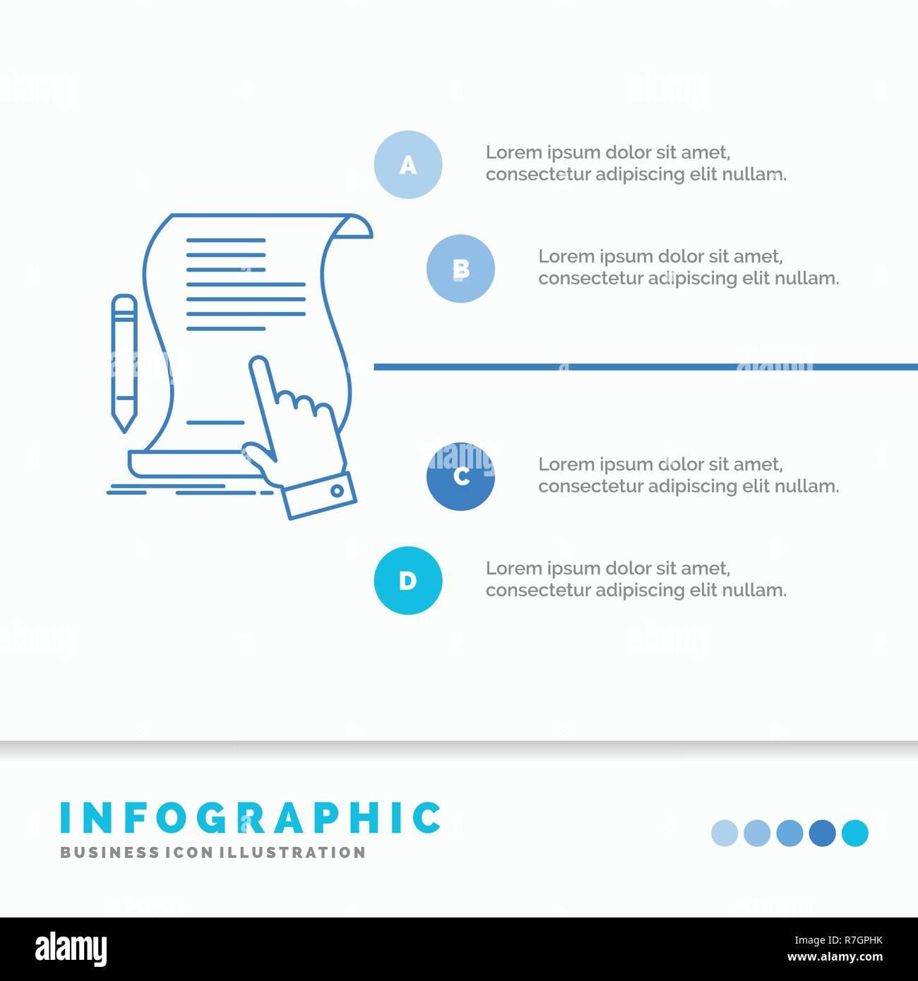 Vertrag Dokument Papier Zeichen Vereinbarung Anwendung