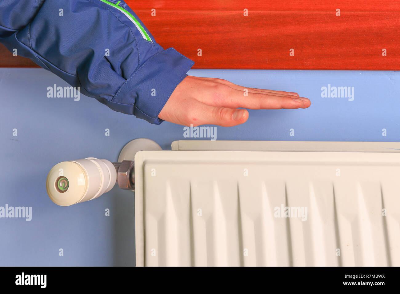 Manuell Prufen Ob Der Heizkorper In Der Wohnung Funktioniert