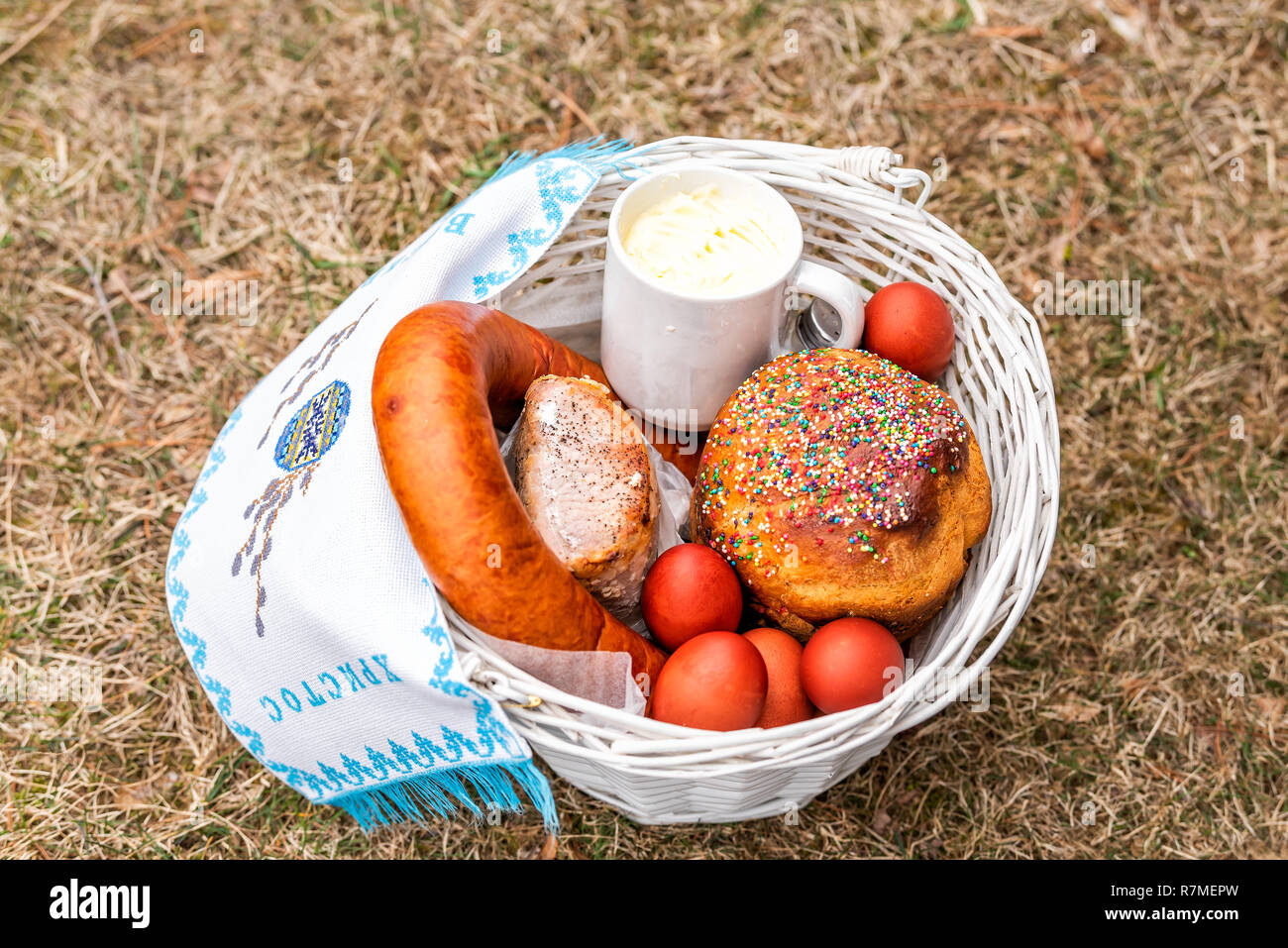 Orthodoxes ostern