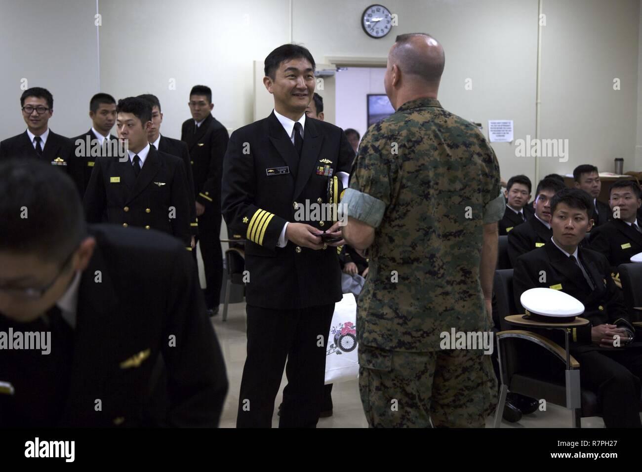 Wab Futenma Okinawa Japan Capt Hiroyuki Habuchi Mitte