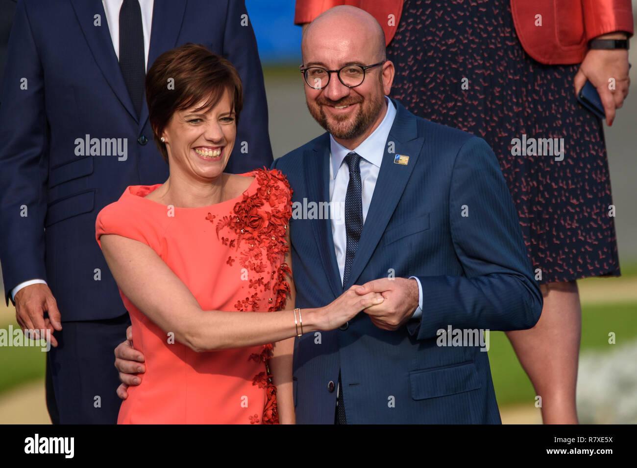 Belgischer Premierminister Stockfotos und -bilder Kaufen - Alamy