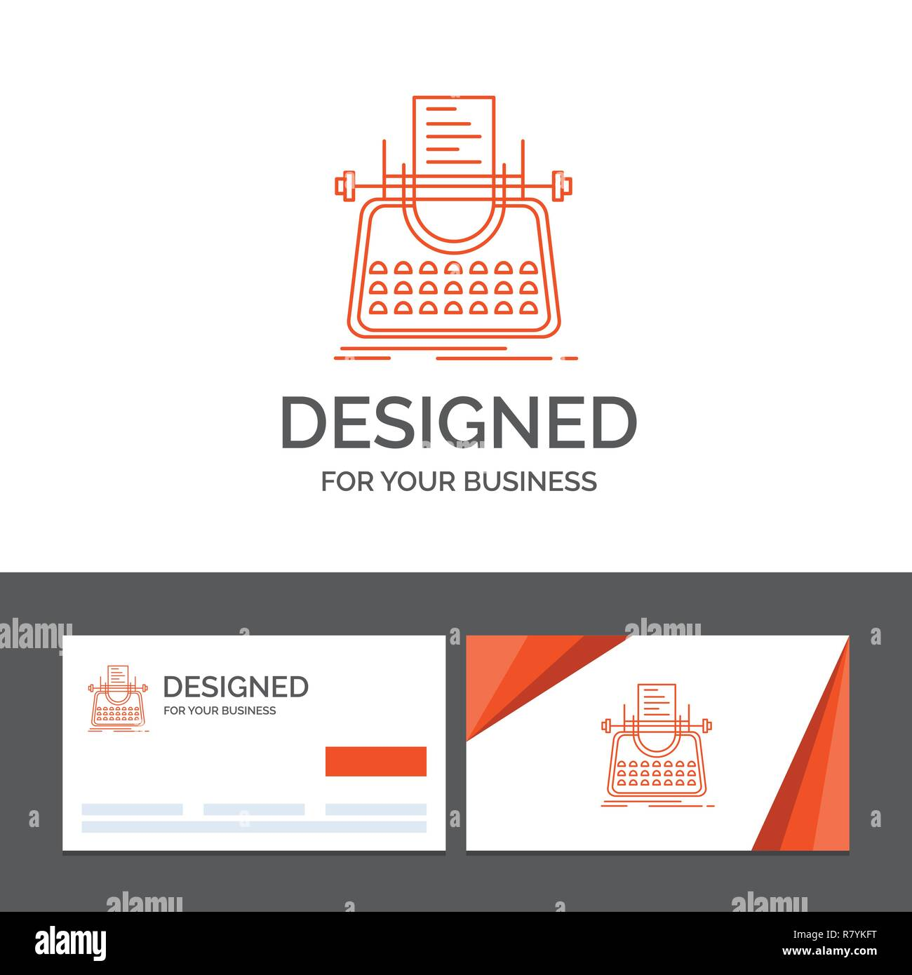 Business Logo Vorlage Für Artikel Blog Geschichte