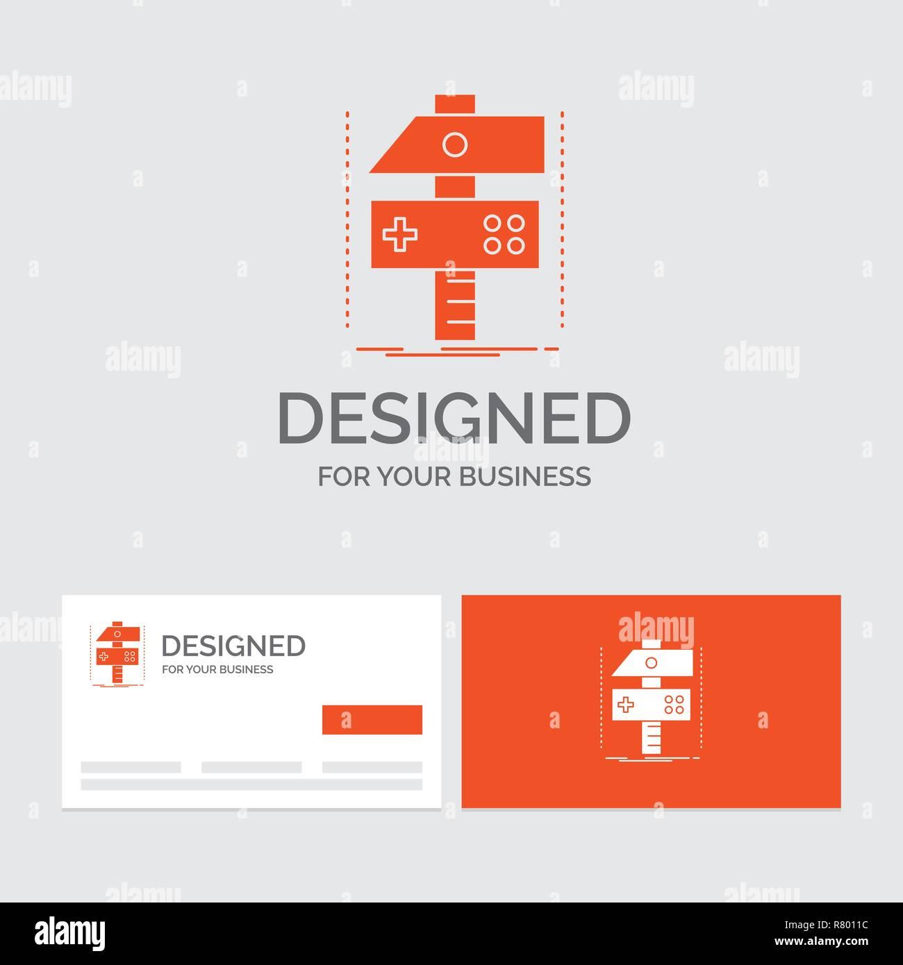 Business Logo Vorlage Für Bauen Handwerk Entwickeln