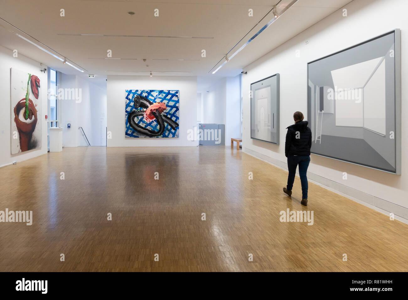 Galerie Interio An Licht Museum Für Moderne Kunst Im Bomann Museum
