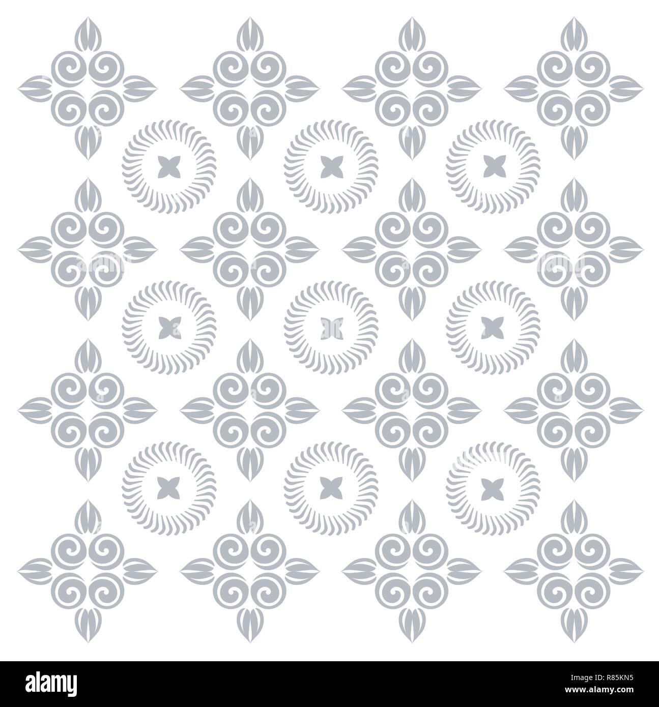 Muster Silhouette Ausschneiden Maßwerk Locken Design Für