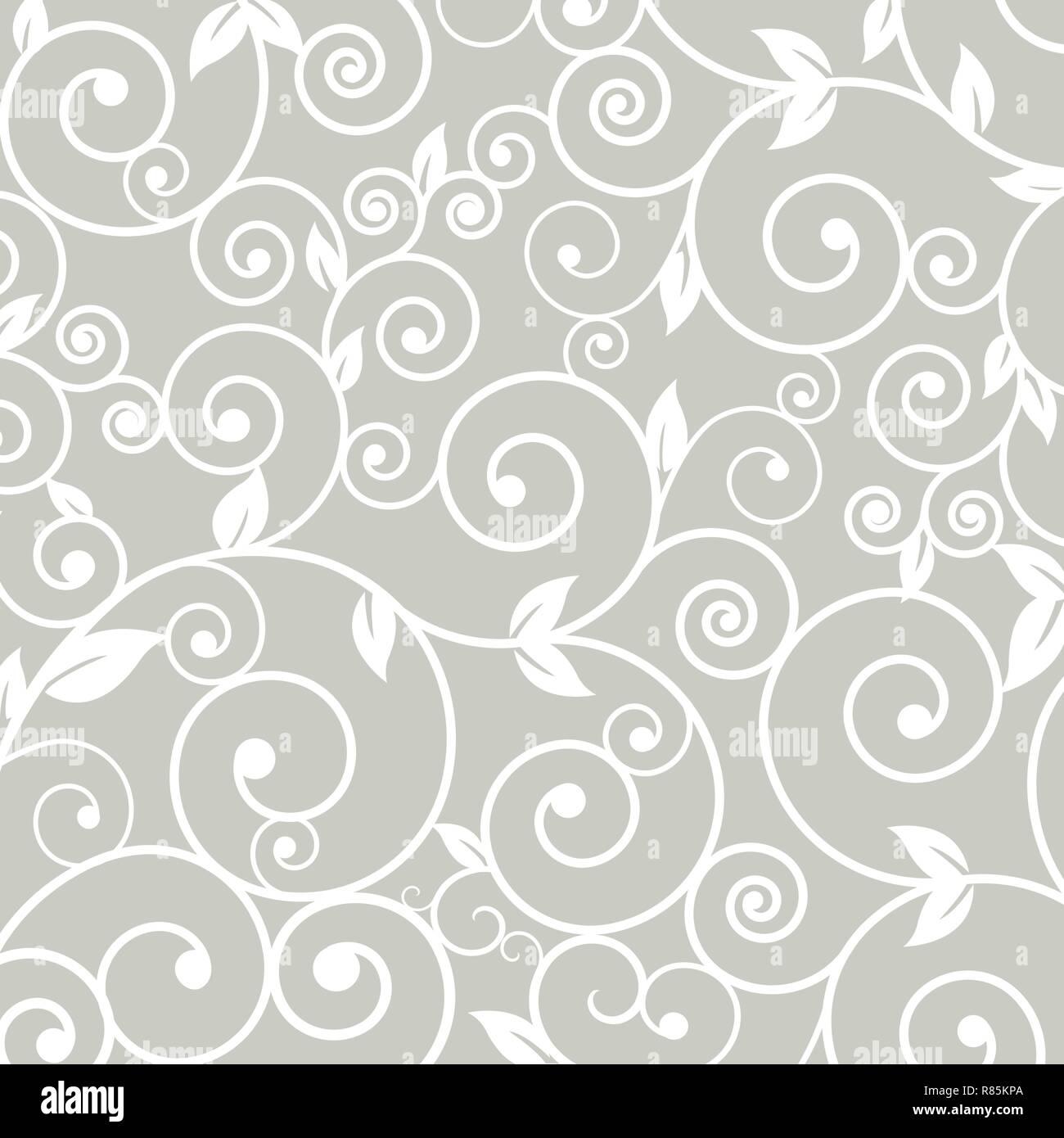 Muster Silhouette Ausschneiden Masswerk Blume Naturliche Locken Design Fur Scrapbooking Visitenkarten Hintergrund Fur Das Handwerk Stock Vektorgrafik Alamy