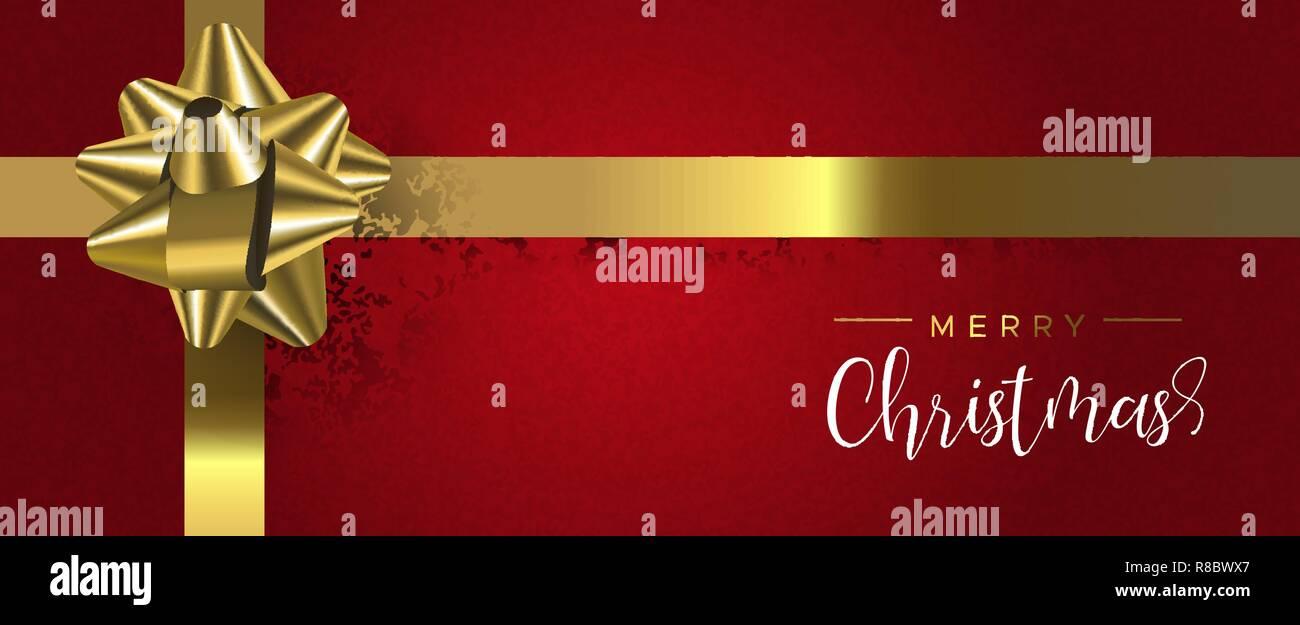 Geschenkband Frohe Weihnachten.Frohe Weihnachten Und Guten Rutsch Ins Neue Jahr Web Banner