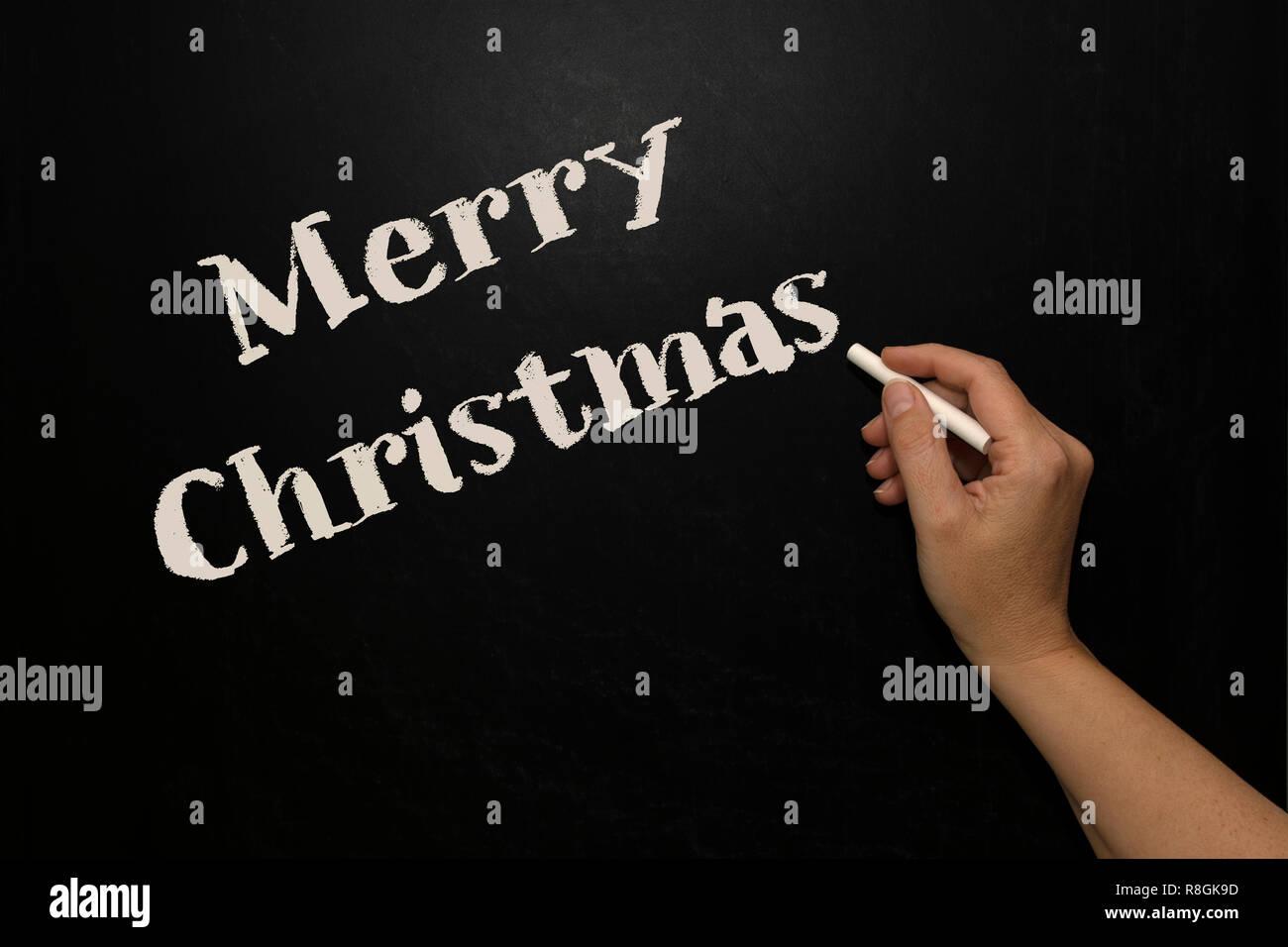 was schreibe ich zu weihnachten