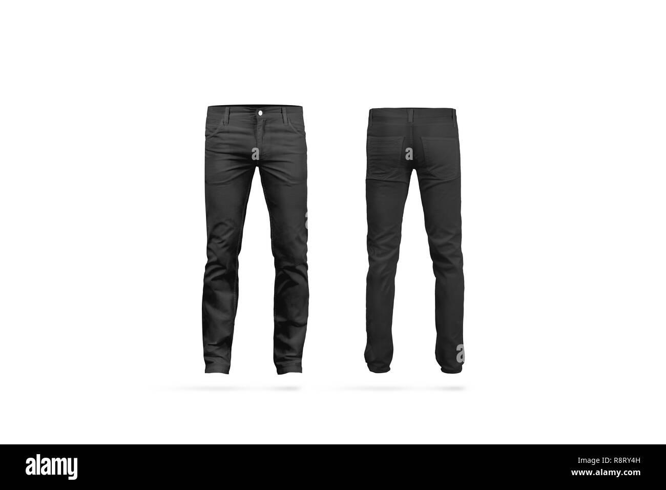 Schwarze Hose Hosenhose Stockfotos & Schwarze Hose Hosenhose