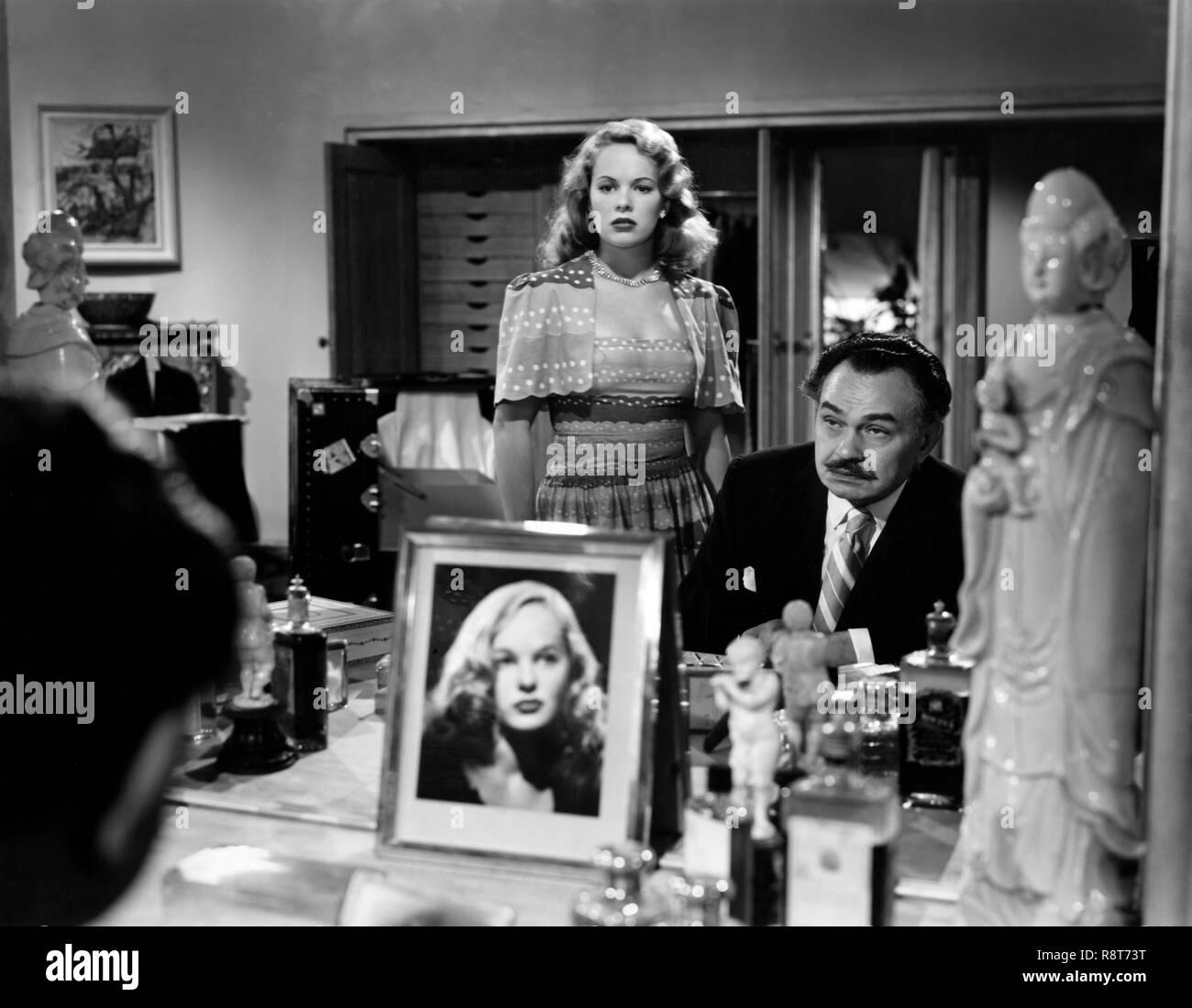 Prod DB © London Film Productions/DR SOHN GRAND AMOUR MEINE TOCHTER FREUDE de Gregory Ratoff 1950 GB Peggy Cummins Edward G.Robinson. d'Apres Le Roman 'D Stockbild