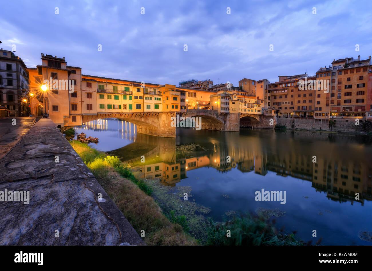 Florenz, Italien Stockbild