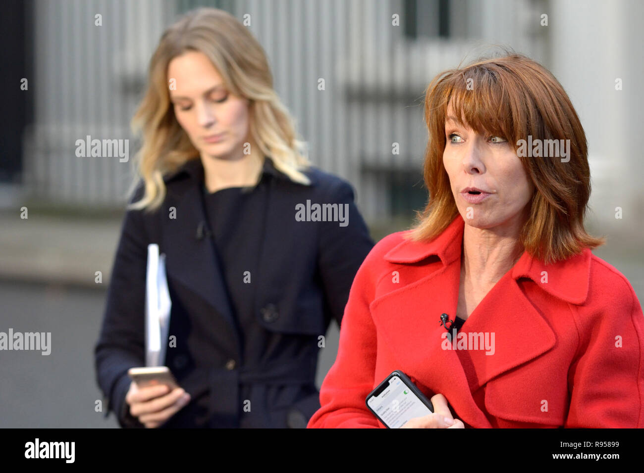 Kate Mccann News: Presenters Stockfotos & Presenters Bilder
