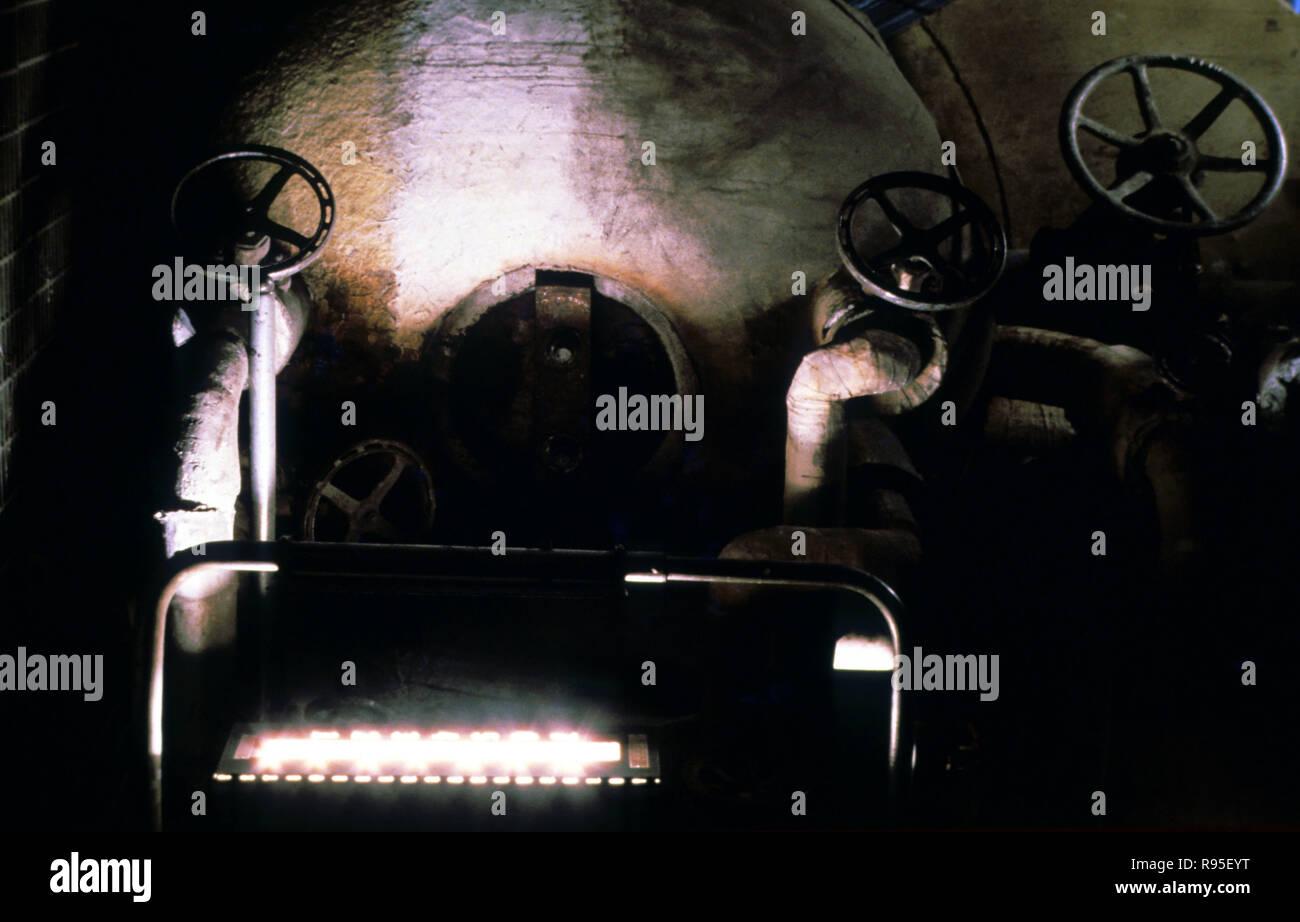 Strom Generator Stockbild