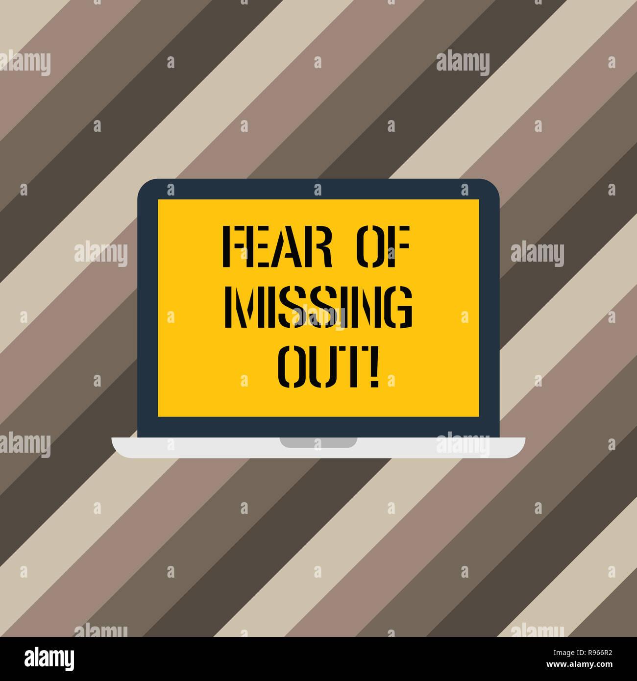 Zu die angst verlieren jemanden Angst: Phobien
