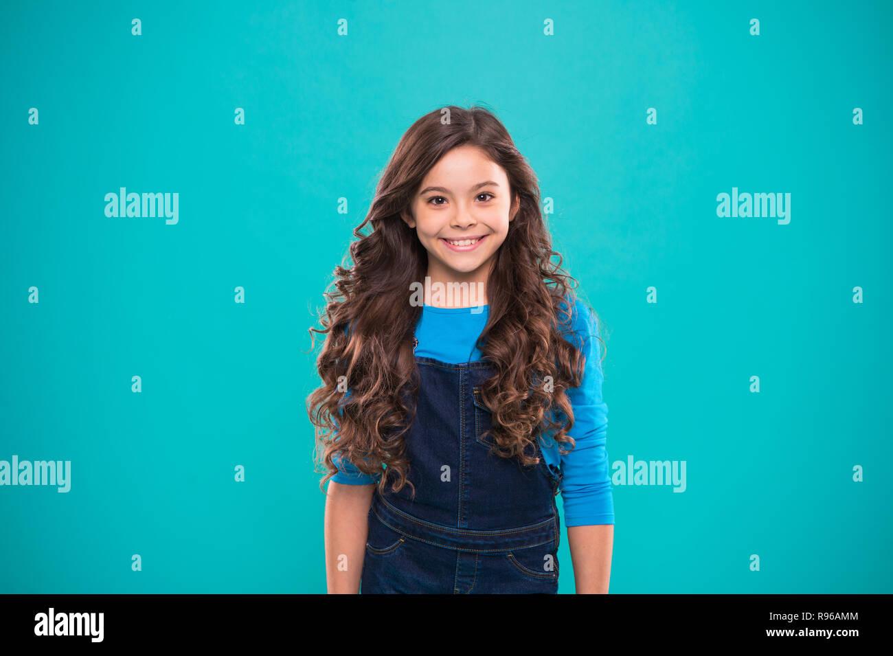 Extreme Haar Volumen Kind Madchen Lange Gesund Glanzendes Haar