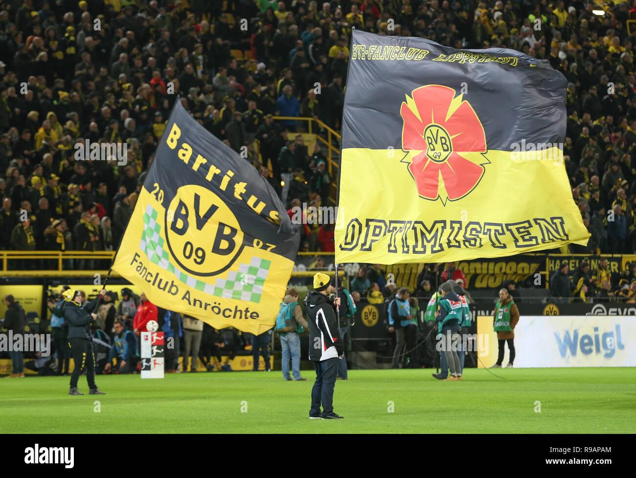 Dortmund Deutschland 21 Dez 2018 Fussball Bundesliga