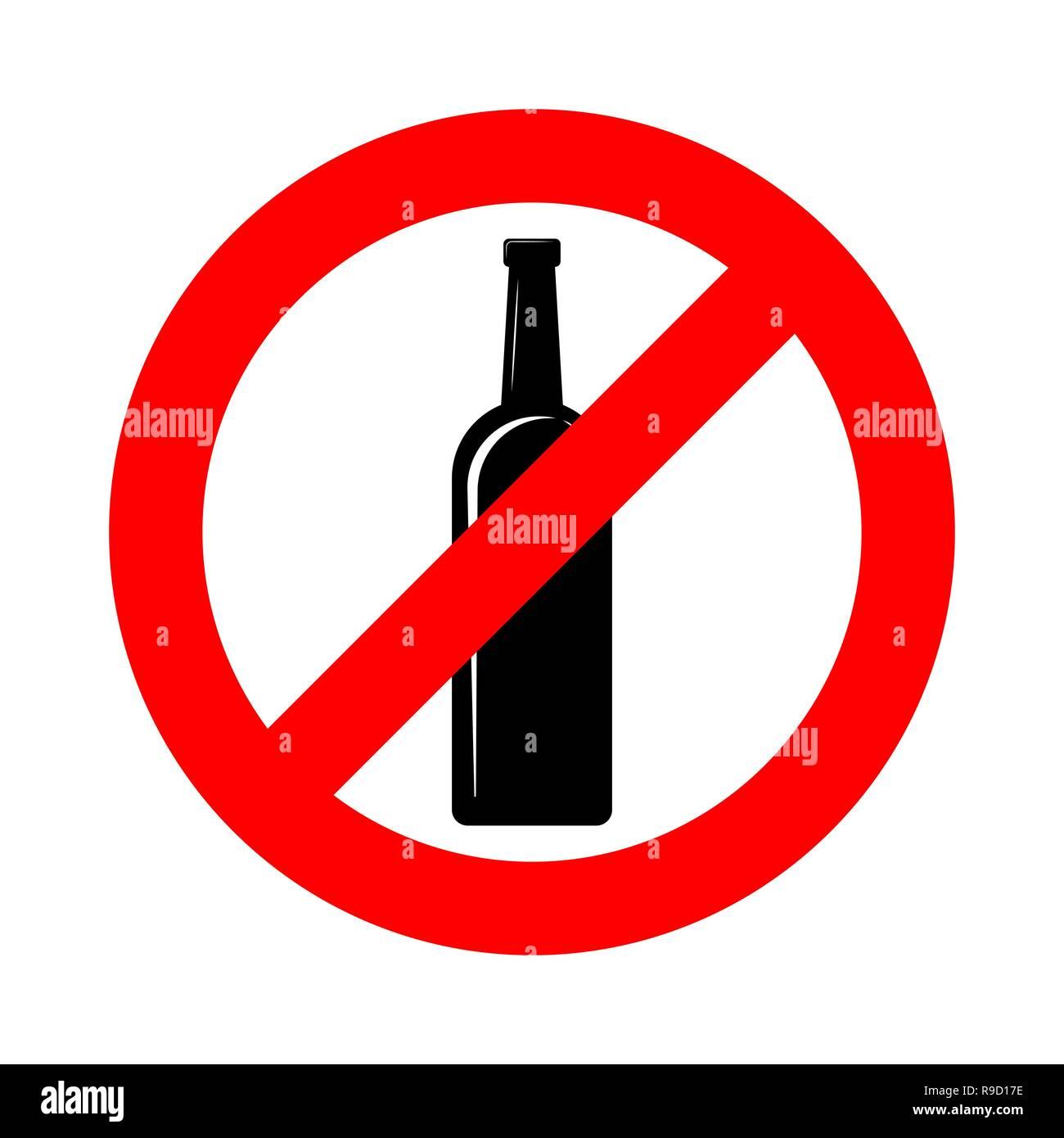 ich will kein alkohol trinken