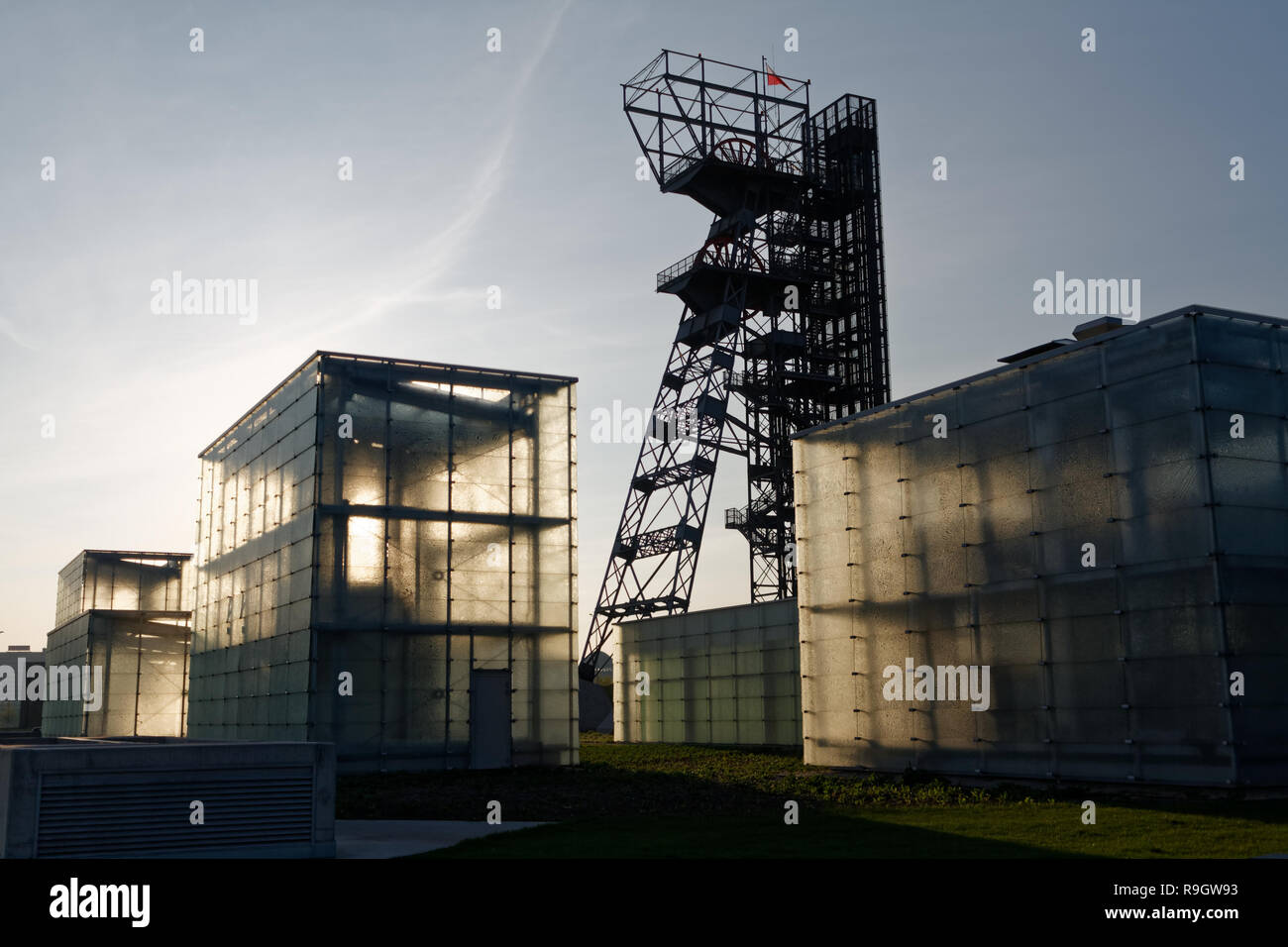 Katowice, Poznan, Polen Stockbild