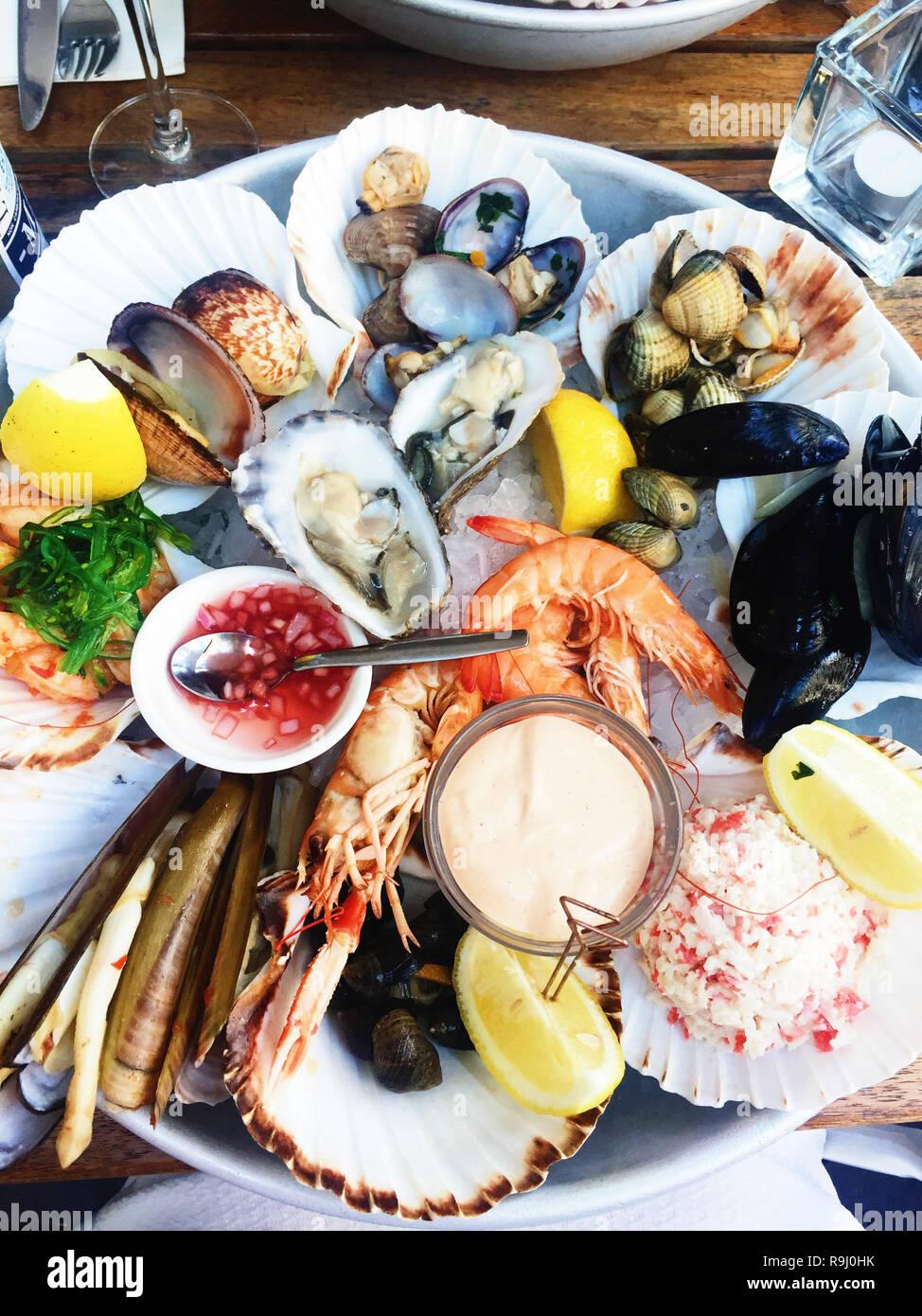 Meeresfrüchte mix - gesunde Ernährung und mediterrane Küche ...