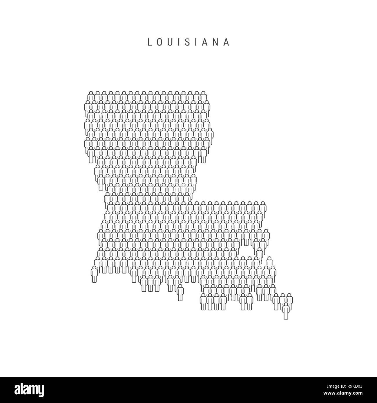 Dating-Seiten in Louisiana