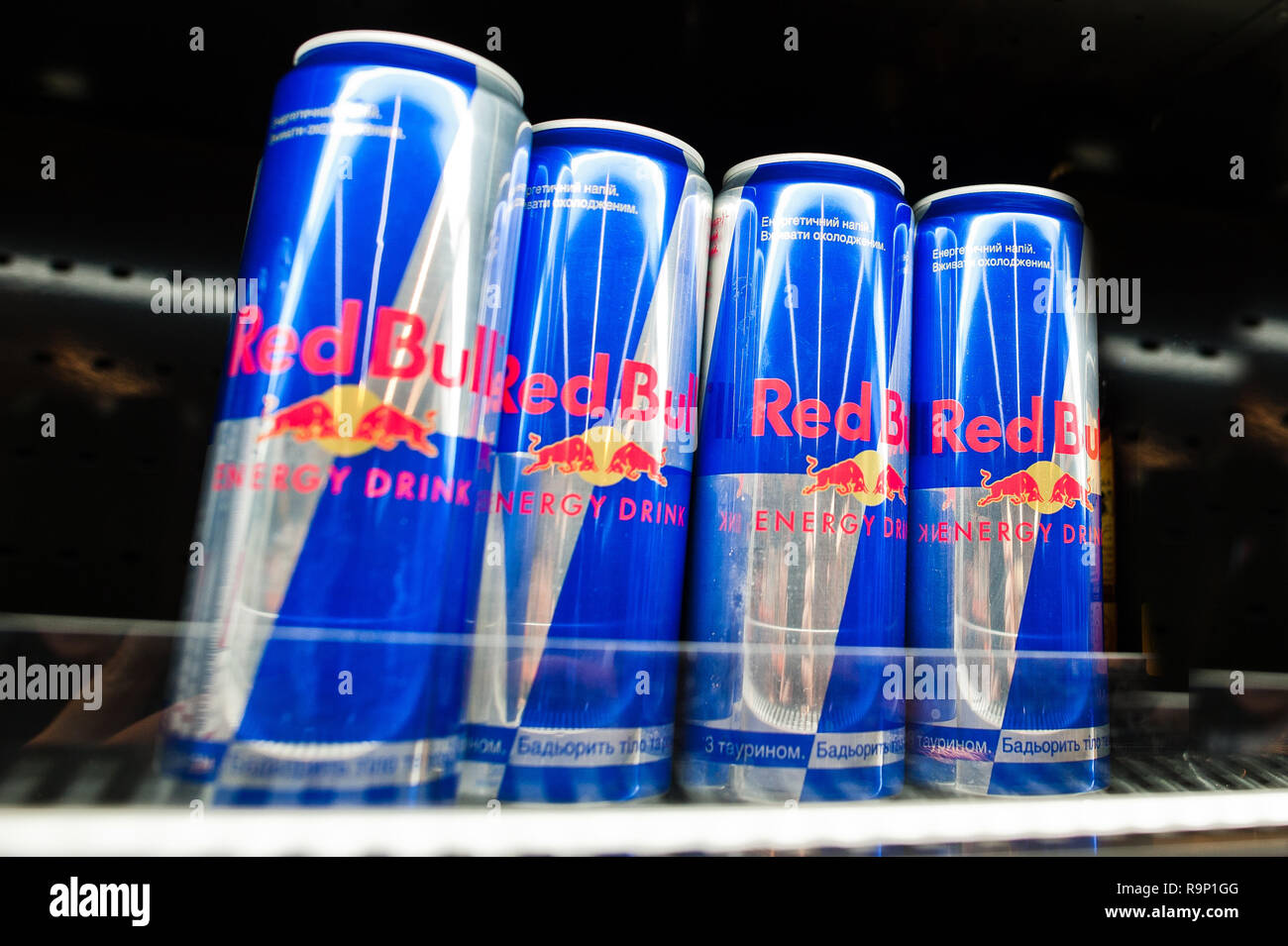 Red Bull Kühlschrank Slim : Cans energy drink red bull stockfotos cans energy drink red bull