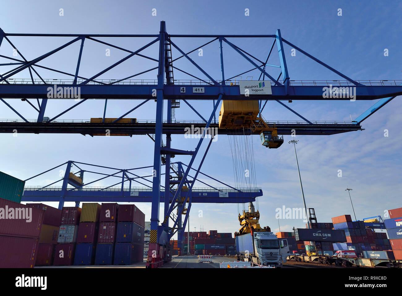 Größter Binnenhafen Deutschland
