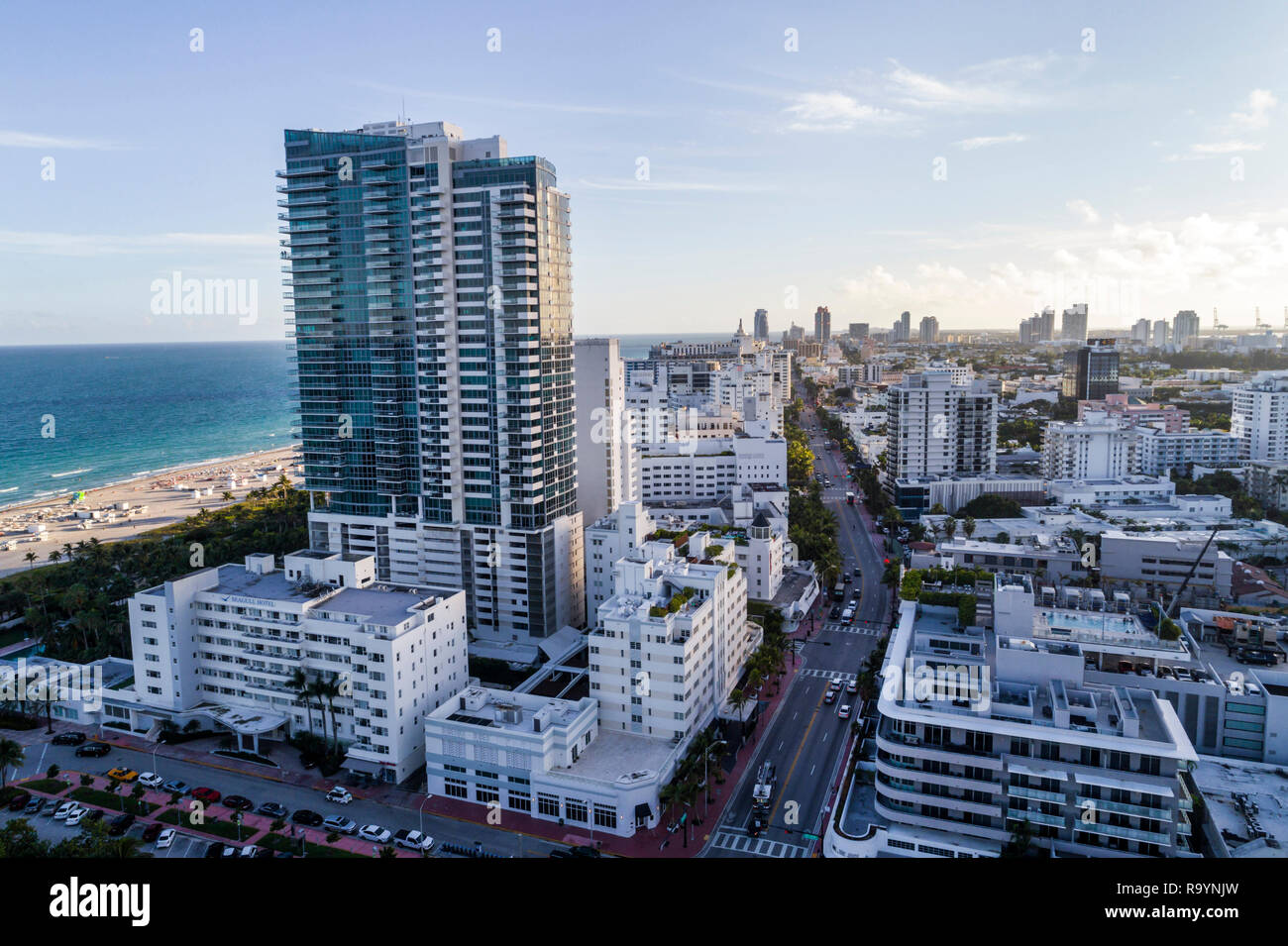 Setai Hotel Miami Stockfotos Setai Hotel Miami Bilder Alamy