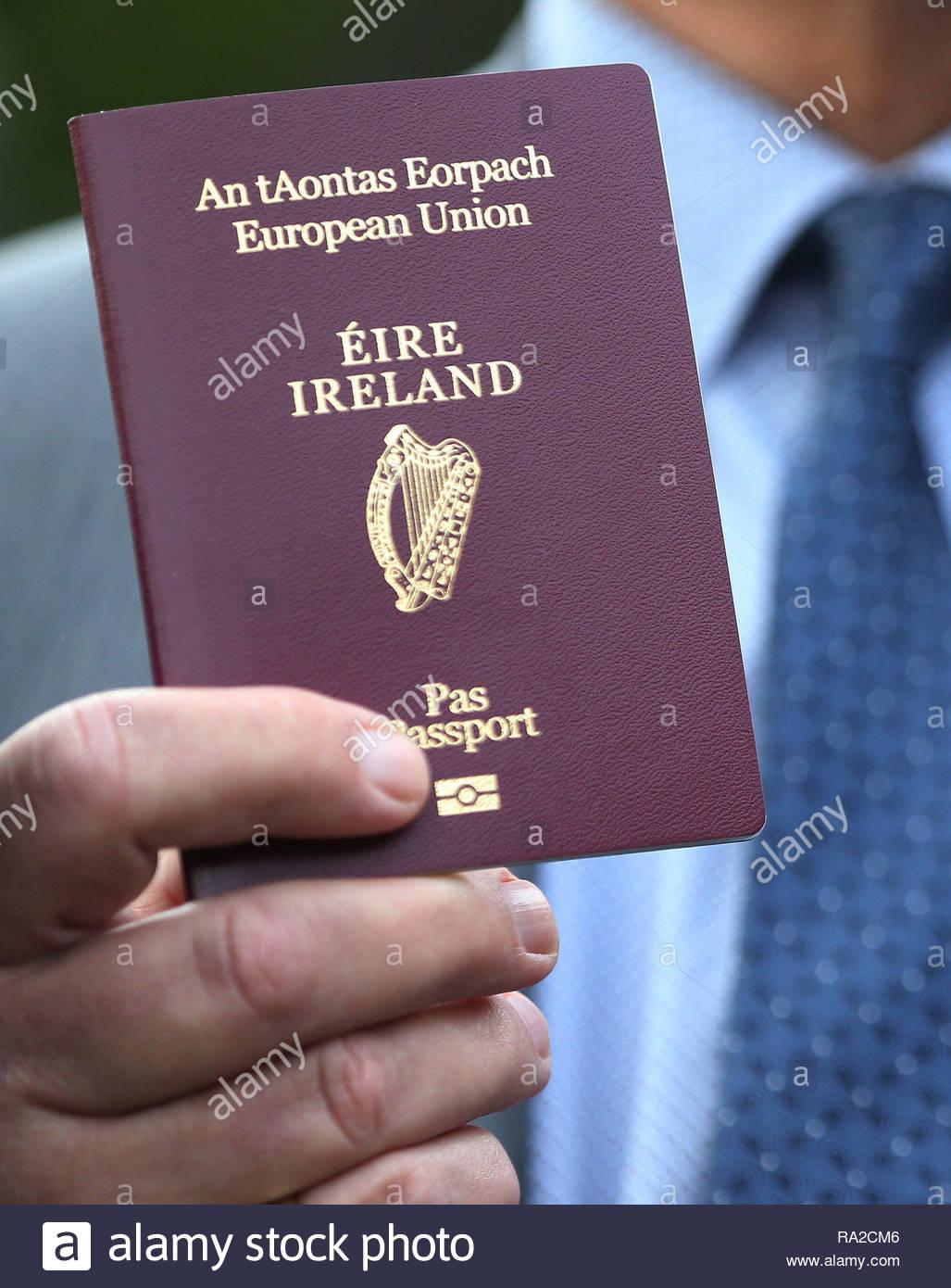 Irische Reisende, die Zoll datieren