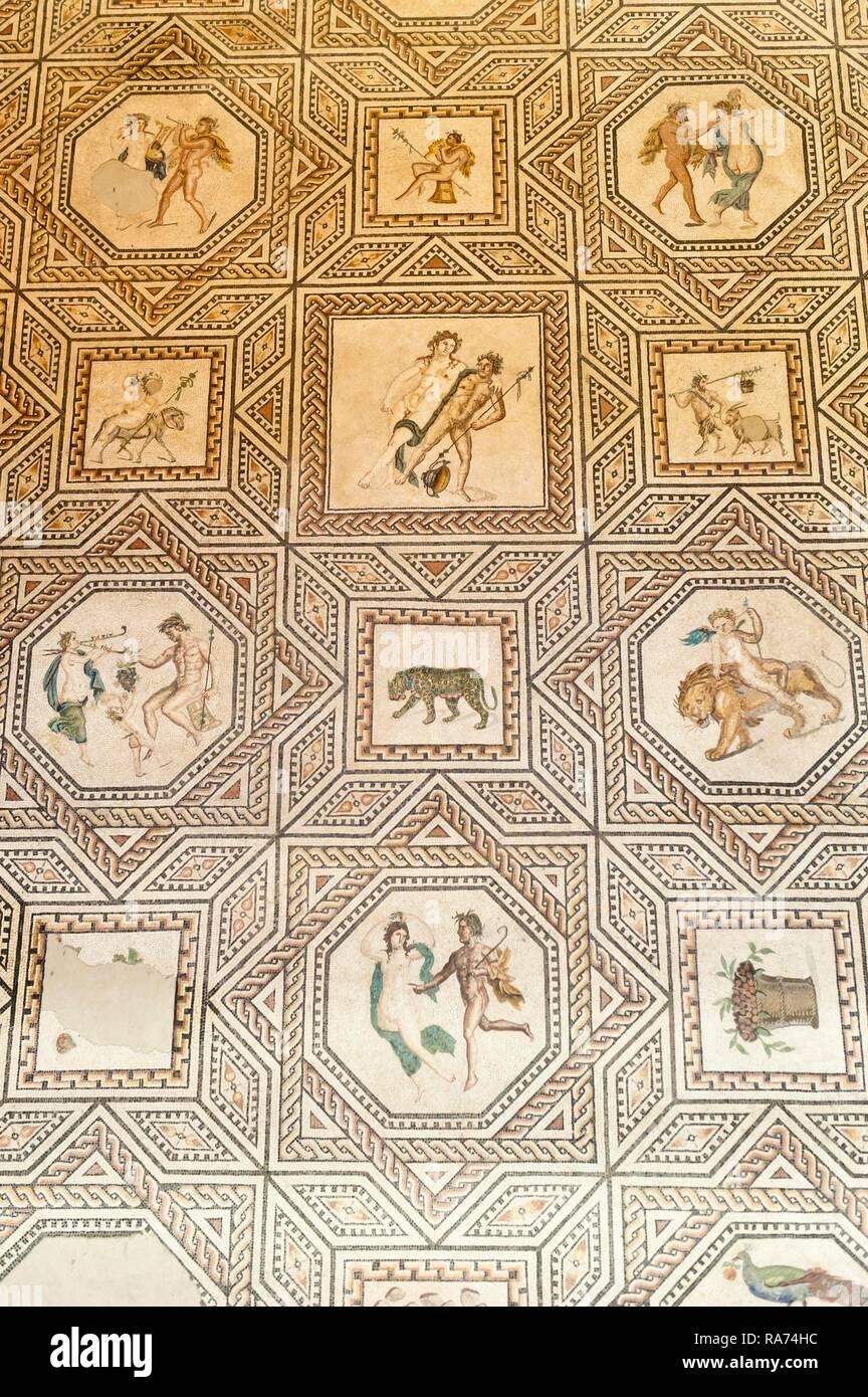 Dionysos Mosaik Köln