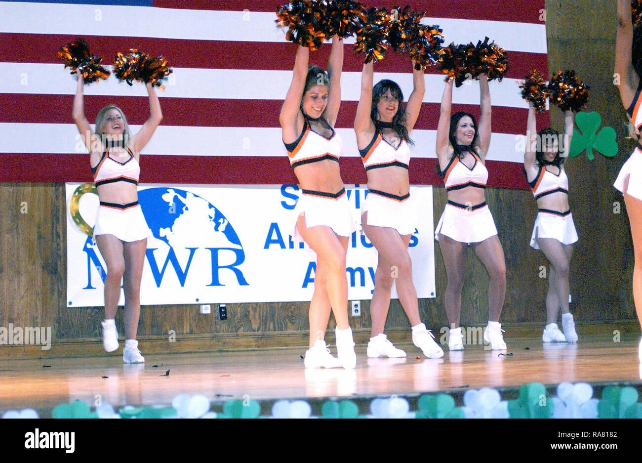 Cheerleader datieren nfl-Spieler