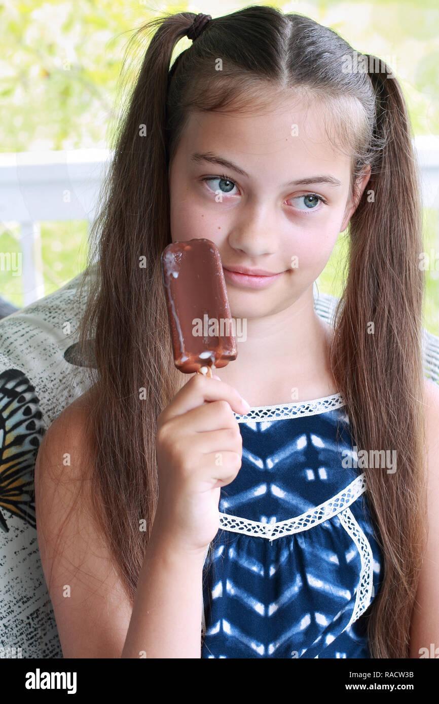 Teen ice model