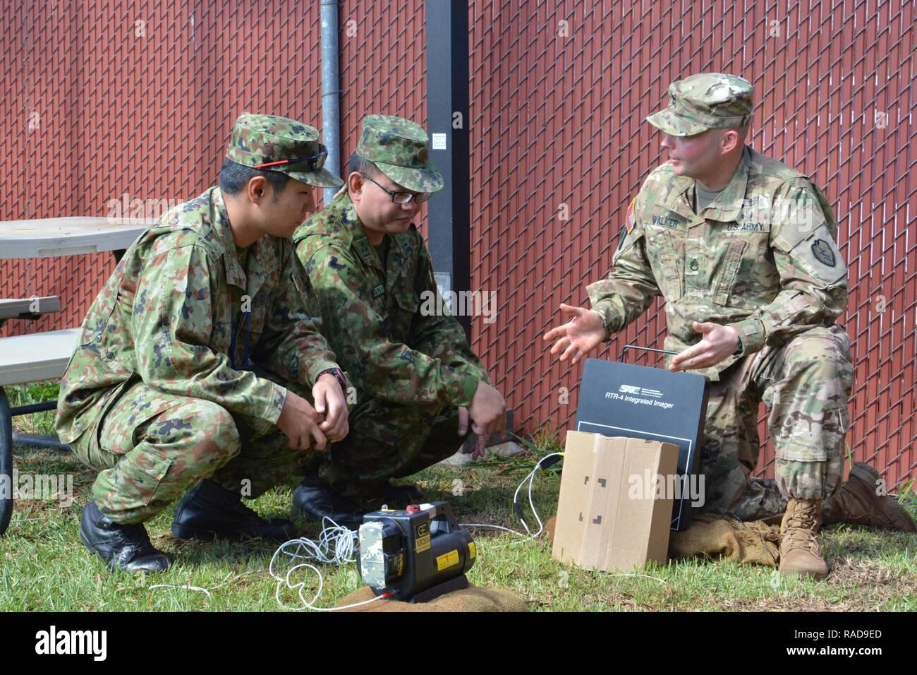 65th Military Police Company Stockfotos 65th Military Police