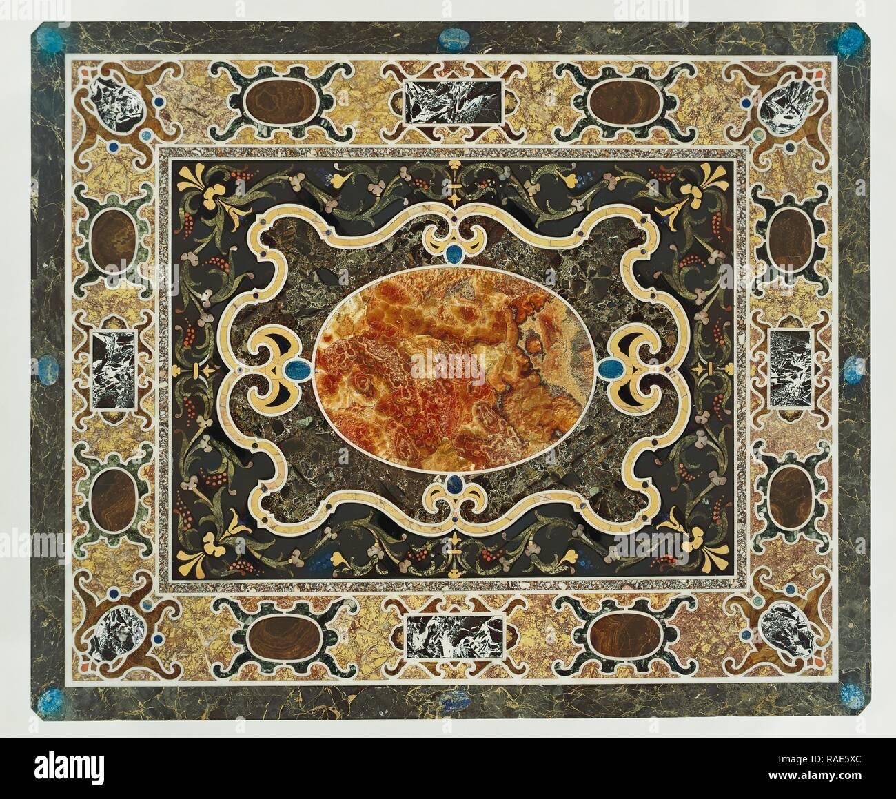 Gewidmet Serpentin Mosaik Heimwerker