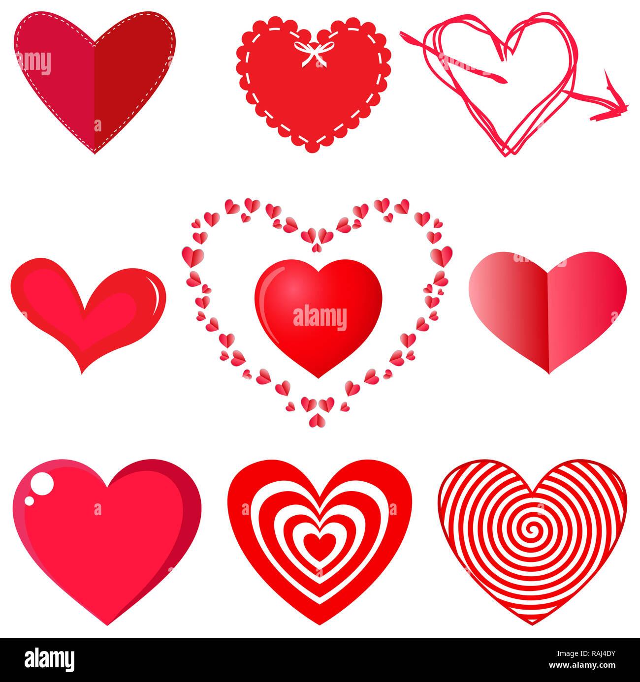 Valentine für lässige Datierung