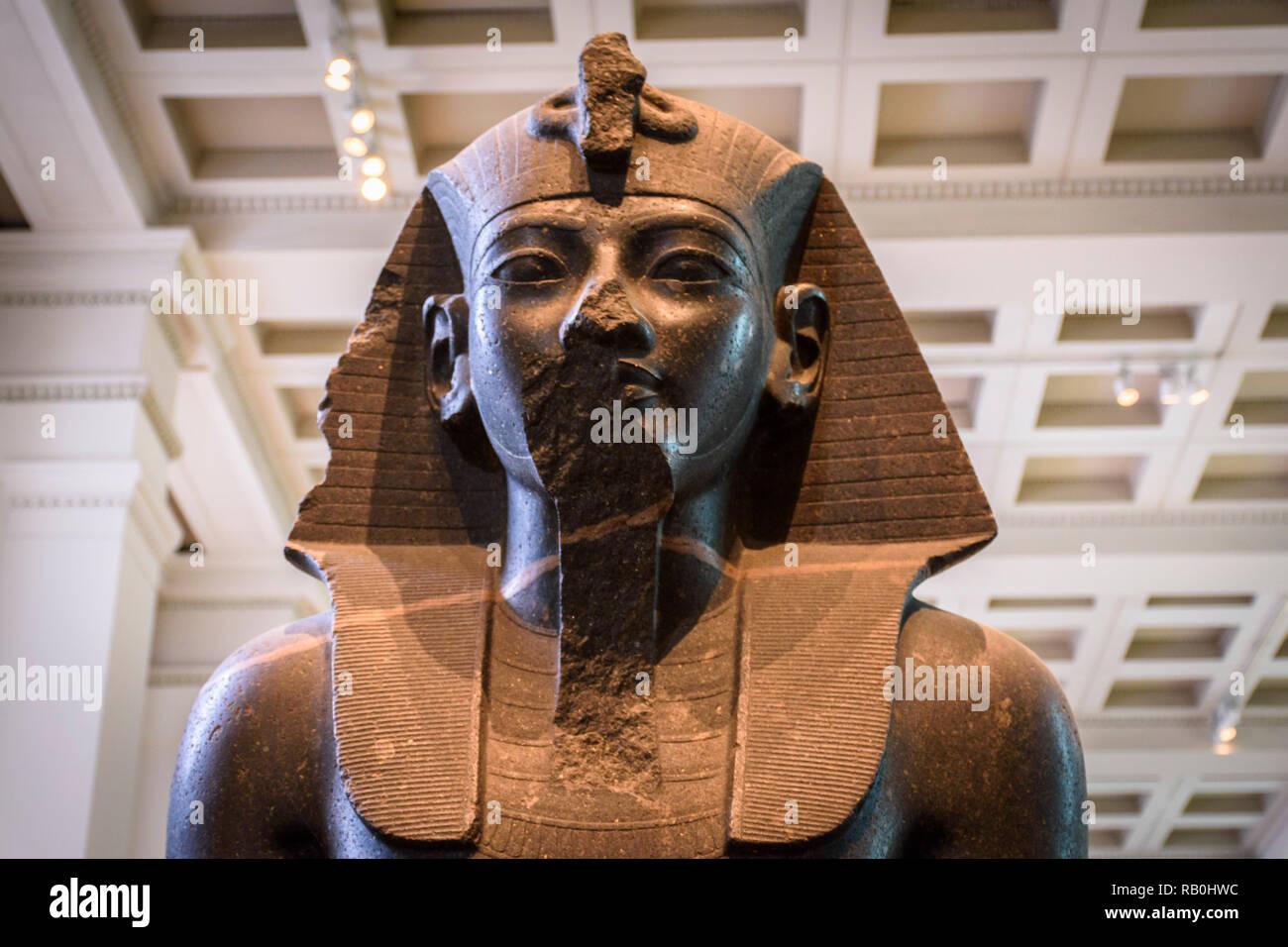 British Museum, London, England, Vereinigtes Königreich, Europa Stockfoto